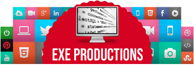 Exe Productions Logo